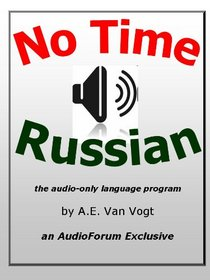 No-Time Russian (audio CDs) (Russian Edition)