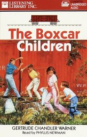 The Boxcar Children (Audio Cassette)