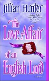 The Love Affair of an English Lord (Boscastle Family, Bk 2)