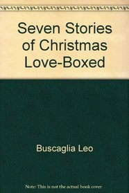 Seven Stories of Christmas Love-Boxed