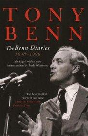 Benn Diaries, 1940-90