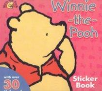 Winnie-the-Pooh Sticker Book