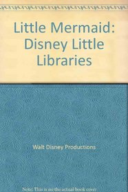 Little Mermaid: Disney Little Libraries