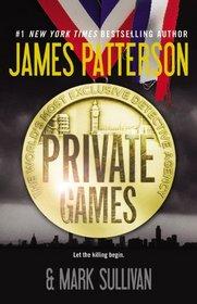 Private Games (Private) (Audio CD) (Unabridged)
