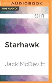Starhawk (Priscilla Hutchins)