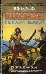 The Tides of Treachery (Joe Dever's Legends of Lone Wolf, No 3)