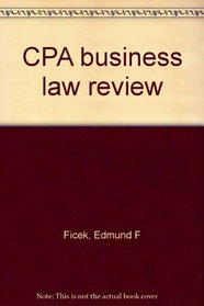 CPA business law review