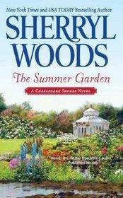 THE SUMMER GARDEN, A Chesapeake Shores Novel, Large Print Edition