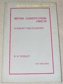 British Constitution: A Survey for Students