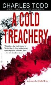 A Cold Treachery (Inspector Ian Rutledge, Bk 7)