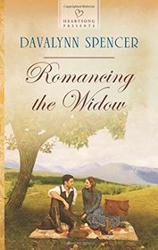 Romancing the Widow (Heartsong Presents)