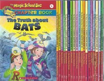 The Magic School Bus Complete Science Chapter Book Set, Books 1-20