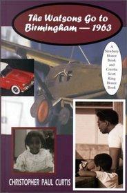 The Watsons Go to Birmingham-1963 (Thorndike Press Large Print Juvenile Series)