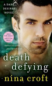 Death Defying (Blood Hunter, Bk 3)