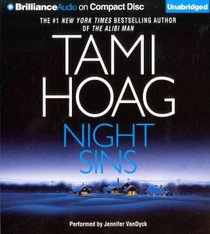 Night Sins (Deer Lake, Bk 1) (Audio CD) (Unabridged)