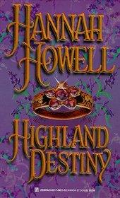 Highland Destiny (Murray Clan, Bk 1)