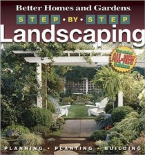Step-by-Step Landscaping (Step-By-Step)