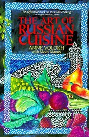 The Art of Russian Cuisine
