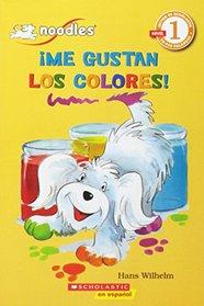 noodles iME GUSTAN LOS XOLORES!