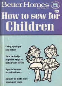 How to Sew for Children