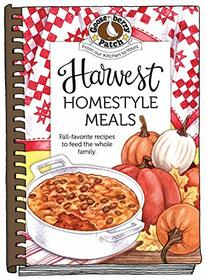 Harvest Homestyle Meals (Seasonal Cookbook Collection)