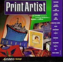 Print Artist User's Guide Version 4.0