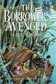 The Borrowers Avenged (Borrowers, Bk 6)