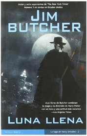 Luna Llena / Fool Moon (The Dresden Files) (Spanish Edition)