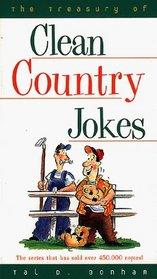 The Treasury of Clean Country Jokes (Treasury of Clean Jokes)