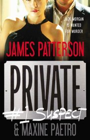 Private: #1 Suspect (Jack Morgan, Bk 2) (Audio CD) (Unabridged)