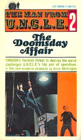 The Doomsday Affair (Man from U.N.C.L.E. #2)