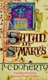 Satan in St. Mary's (Hugh Corbett, Bk 1)