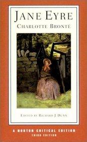 Jane Eyre, Third Edition (Norton Critical Editions)