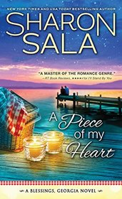 A Piece of My Heart (Blessings, Georgia, Bk 4)