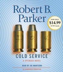 Cold Service (Spenser, Bk 32) (Audio CD) (Unabridged)