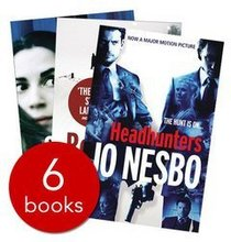 Jo Nesbo Collection - 6 Books (RRP 47.94) [Paperback] by