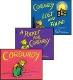 The Original Corduroy 3-Book Set: Corduroy, A Pocket for Corduroy, and Corduroy: Lost and Found