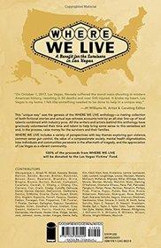 Where We Live: Las Vegas Shooting Benefit Anthology