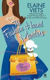 The Fashion Hound Murders (Josie Marcus, Mystery Shopper, Bk 5)