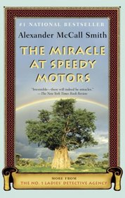 The Miracle at Speedy Motors: Book #9