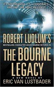 The Bourne Legacy (Bourne, Bk 4)