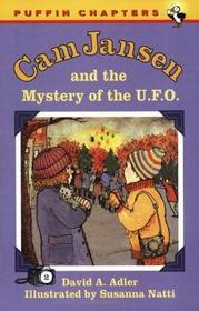 Cam Jansen and the Mystery of the U.F.O (Cam Jansen, Bk 2)