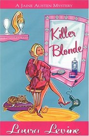 Killer Blonde (Jaine Austen, Bk 3)