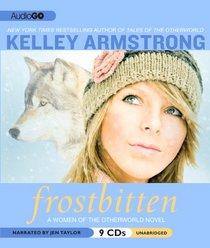 Frostbitten: A Women of the Otherworld Novel