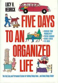 Five Days to an Organized Life/Audio Cassette