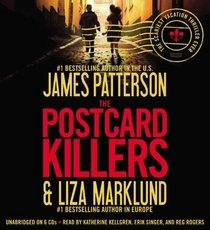 The Postcard Killers (Audio CD) (Unabridged)