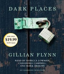 Dark Places (Audio CD) (Unabridged)
