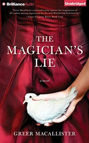 The Magician's Lie (Audio CD) (Unabridged)