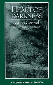 Heart of Darkness: An Authoritative Text, Backgrounds and Sources, Criticism (Norton Critical Edition) 3rd Edition