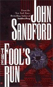 The Fool's Run (Kidd And LuEllen, Bk 1)